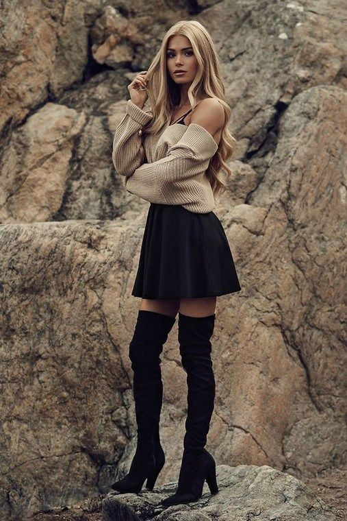 46 Best Cozy Fall Outfits To Copy Right Now #falloutfitsforwomen #falloutfitidea…  Laura Designs
