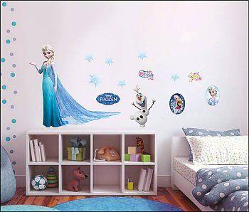 Disney Frozen Muursticker Vinyl Frozen