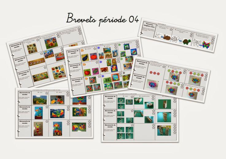Maternelle et Direction de yann: brevets