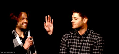 Sam and Dean? That's something special