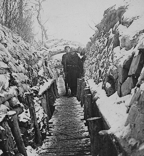142 best images about WWI: Trenches on Pinterest   Trench, Wwi and ...