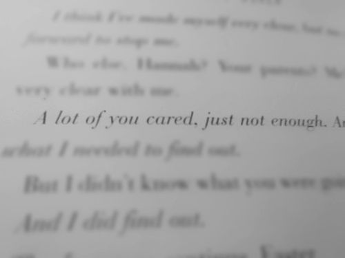 Quotes From Thirteen Reasons Why Amazing 13 Reasons Why Quotes  Quotes  Pinterest  13 Reasons Tvs And