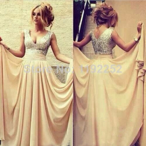 Custom Made Free Shipping Charming Sexy Sweetheart Chiffon Prom Dresses 2014 Floor Length A-line Evening Gowns 2014 New Arrival $139.00
