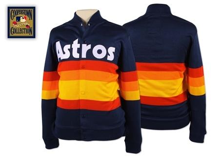 Houston Astros 1986 Authentic Sweater