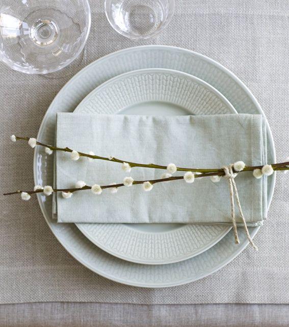 Inspiration till bröllopsdukningen - Röstrand och Table Top Stories