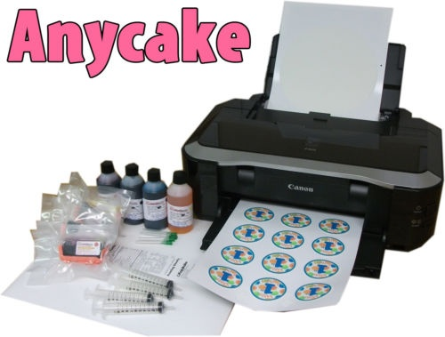 Cake Decorating Edible Ink : Edible ink printer Let Them Eat Cake Pinterest Ink ...