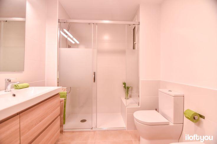#proyectosantmarti #iloftyou #interiordesign #interiorismo #barcelona #ikea #ikealover #ikeaaddict #bathroom #kitchen #ikeakitchen #ikeabathroom #godmorgon #design