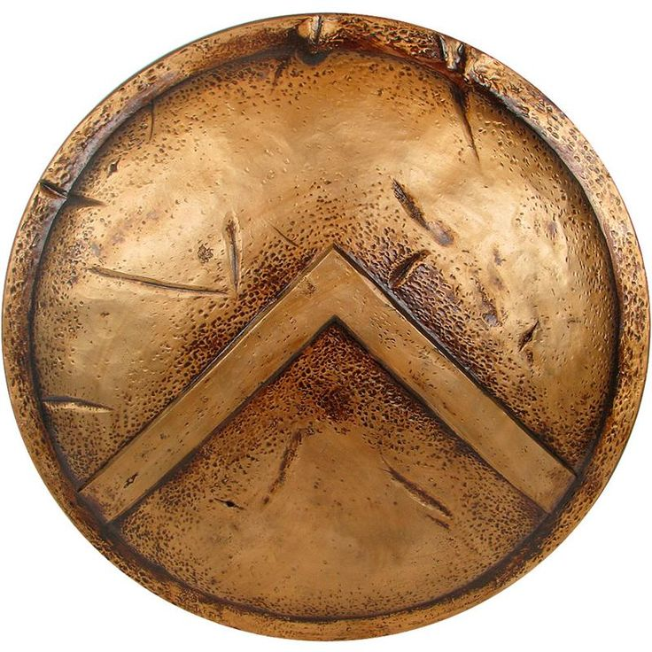 """""""Son, either with this or on this!""""   'Spartan mothers to their sons departing for war, referring to their shield. To come home without the shield was the mark of a deserter, the shield being dropped in running away, and the dead were brought back on it."""