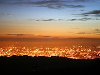 San Jose from the East Foothills!