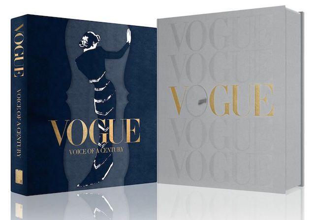 """Энэ сарын онцлох ном: Vogue """"Voice of а century"""""""
