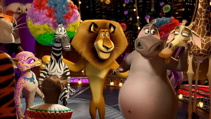 1920x1080 Free desktop madagascar 3 europes most wanted