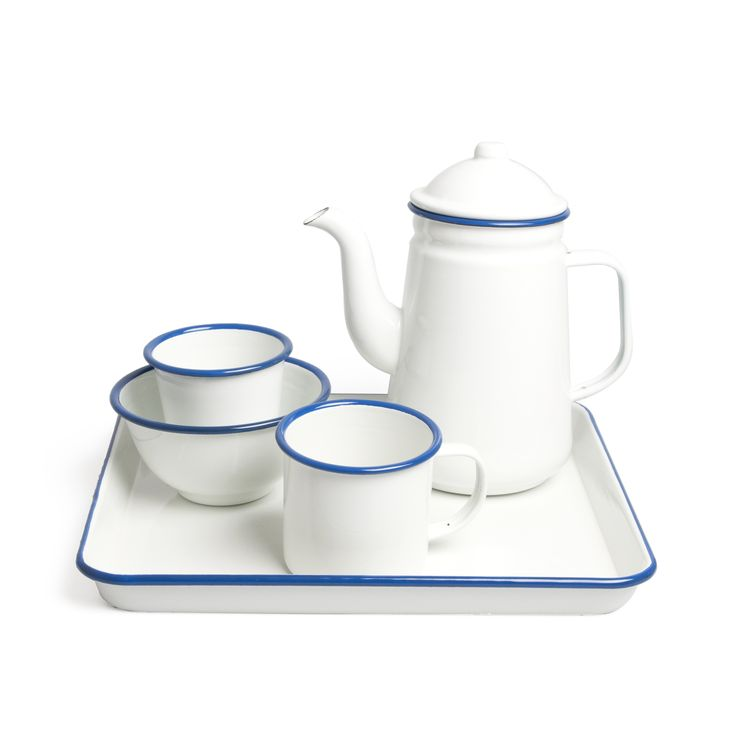 #MothersDay #gift #enamelware | Dille & Kamille