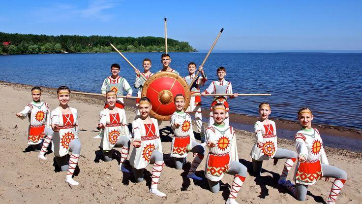 Детский балет Экситон, Россия (Children's ballet Exiton, Russia) - YouTube