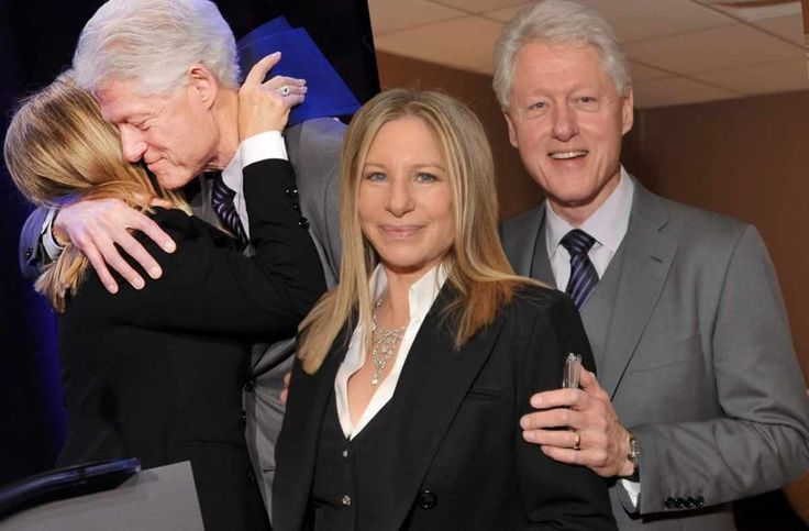 Shameless Barbra Streisand Shouts Out Hillary Clinton Despite Bill Clinton Affair Scandal! #BarbraStreisand, #BillClinton, #HillaryClinton celebrityinsider.org #Politics #celebrityinsider #celebritynews #celebrities #celebrity