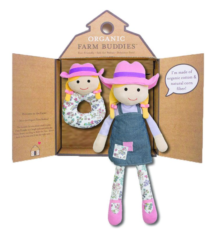 Suzie Sunshine Organic Gift Set