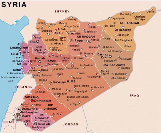 Συρία: τρόπαιο για τον νικητή του παγκόσμιου ενεργειακού πόκερ. Μέρος Β' ~ Geopolitics & Daily News