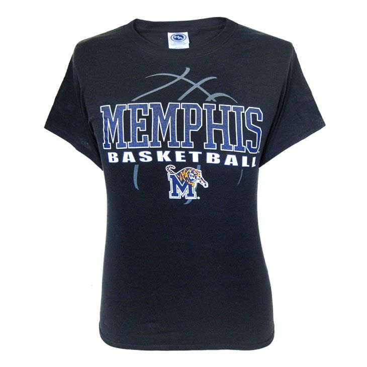 Exceptional Memphis Tigers Basketball T Shirt. Softball ...