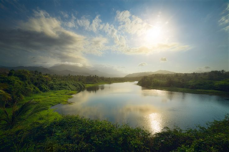 Parque Tayrona - View on Sierra Nevada de Santa Marta Colombia - More information of our packages at http://ift.tt/1iqhKT8 - Photo taken close to Tayrona Park in Barlovento. An amazing place where the rivers dives into the sea. Photo Credit : Tristan Quevilly Pictures of Colombia We have also beautiful videos images and info of Colombia on : YOUTUBE | INSTAGRAM | FACEBOOK -