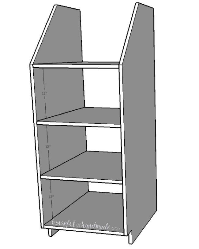 Stackable Laundry Basket Storage Laundry Room Storage Laundry