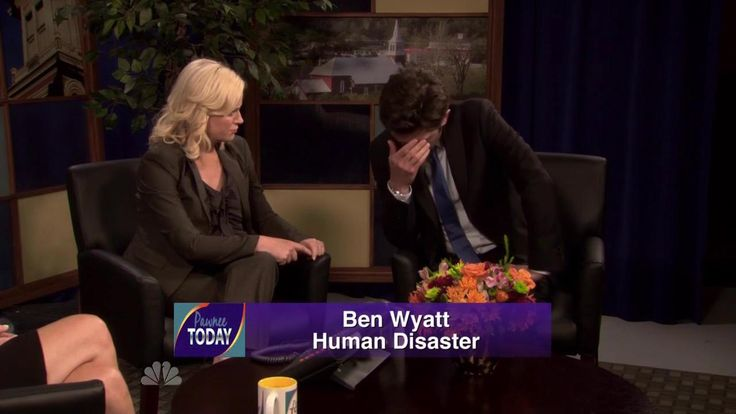 Ben Wyatt, Human Disaster