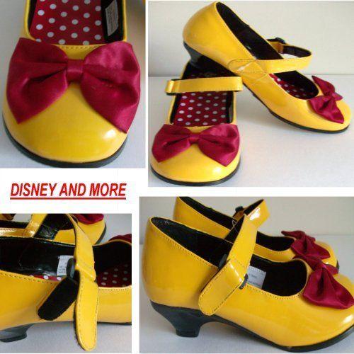 Womens Disney Minnie Shoes