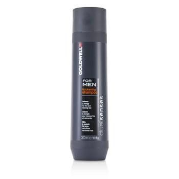 Dual Senses For Men Thickening Shampoo (For Fine and Thinning Hair) - 300ml-10.1oz