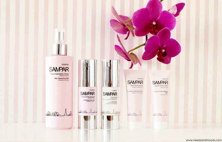 SAMPAR La gamme by Needs and Moods