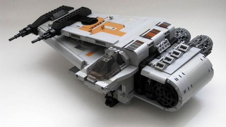 Star Wars The Old Republic -  BT-7 Thunderclap par nate_daly - Come visit us at www.hothbricks.com, www.lordofthebric... & www.brickheroes.com for up to date news about LEGO stuff