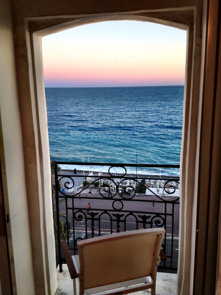 A suite with a view. Le Negresco Hotel in Nice. More at www.carlosmeliablog.com