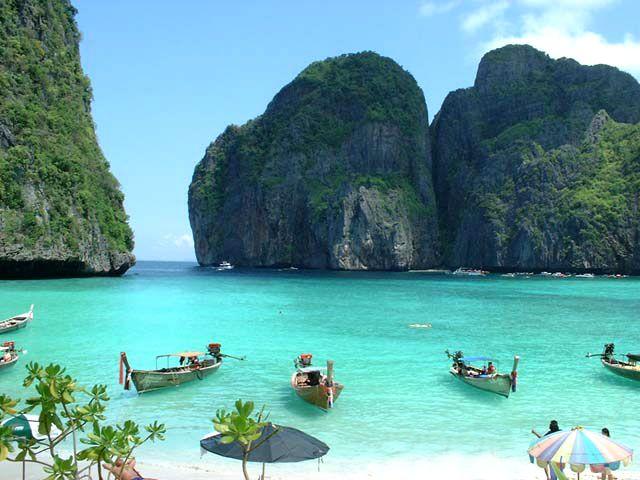 Maya Beach - Thailand.
