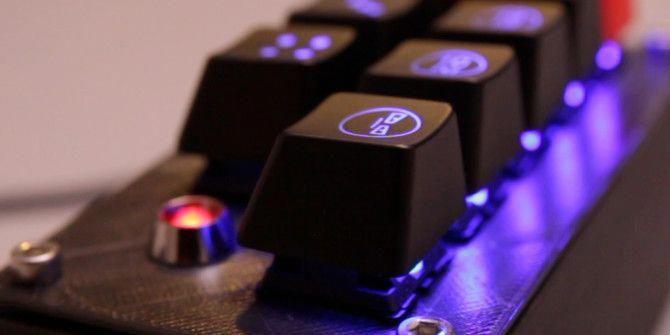 Erstellen Sie Ihre eigenen benutzerdefinierten Tastenkombinationen mit einem Arduino #DIY #tech