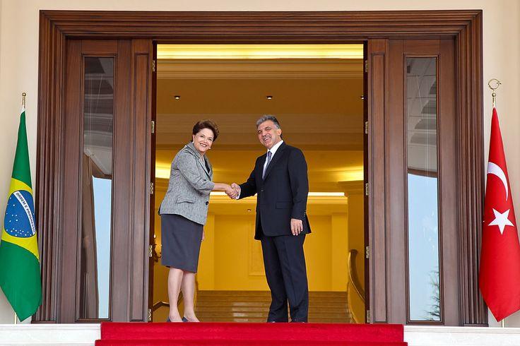 turkey abdullah gül | File:Dilma Rousseff and Abdullah Gül4.jpg - Wikimedia Commons
