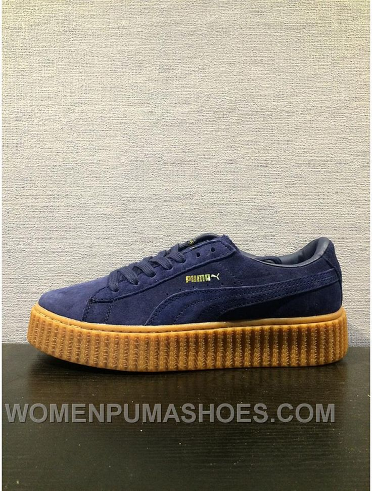 http://www.womenpumashoes.com/puma-x-rihanna-creepes-suede-navy-women-and-men-authentic-ydba2.html PUMA X RIHANNA CREEPES SUEDE NAVY WOMEN AND MEN AUTHENTIC GXXKF Only $80.00 , Free Shipping!