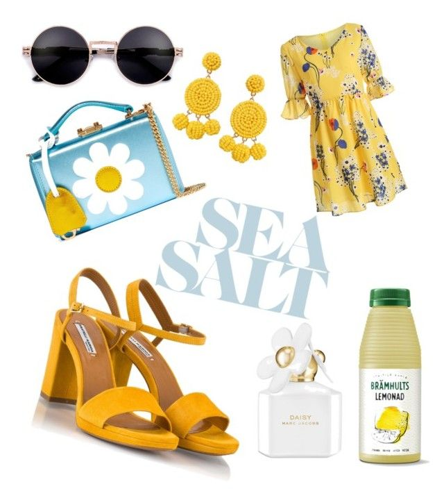 """summer"" by veronika-grabanova on Polyvore featuring Fratelli Karida, Mark Cross, Marc Jacobs and Humble Chic"