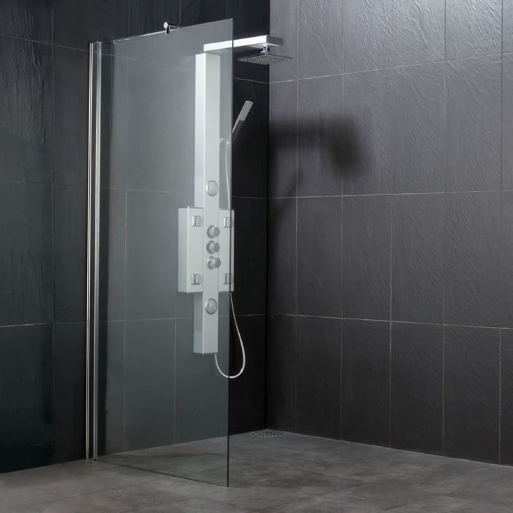 Super Les 25 meilleures idées de la catégorie Vitre douche italienne sur  KE11