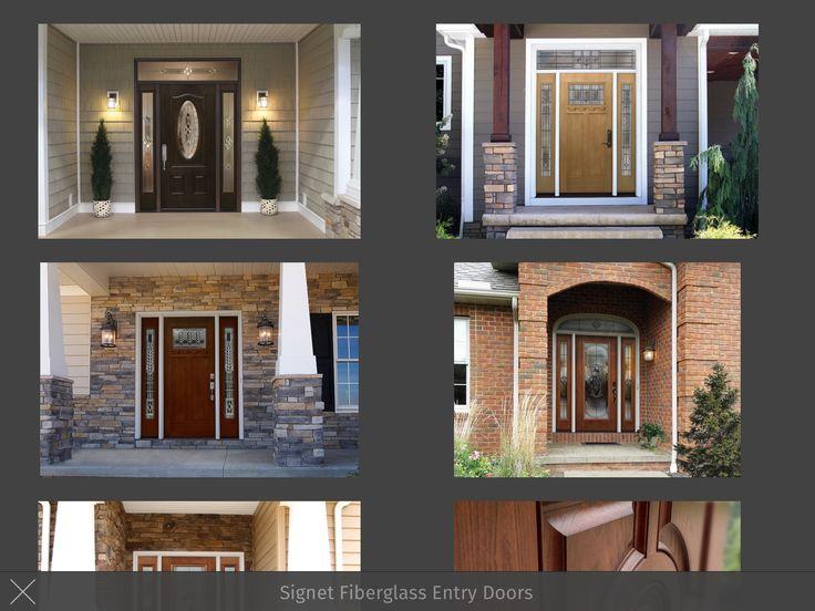 15 Best ProVia's Home Exterior Design Tool IPad App Images On