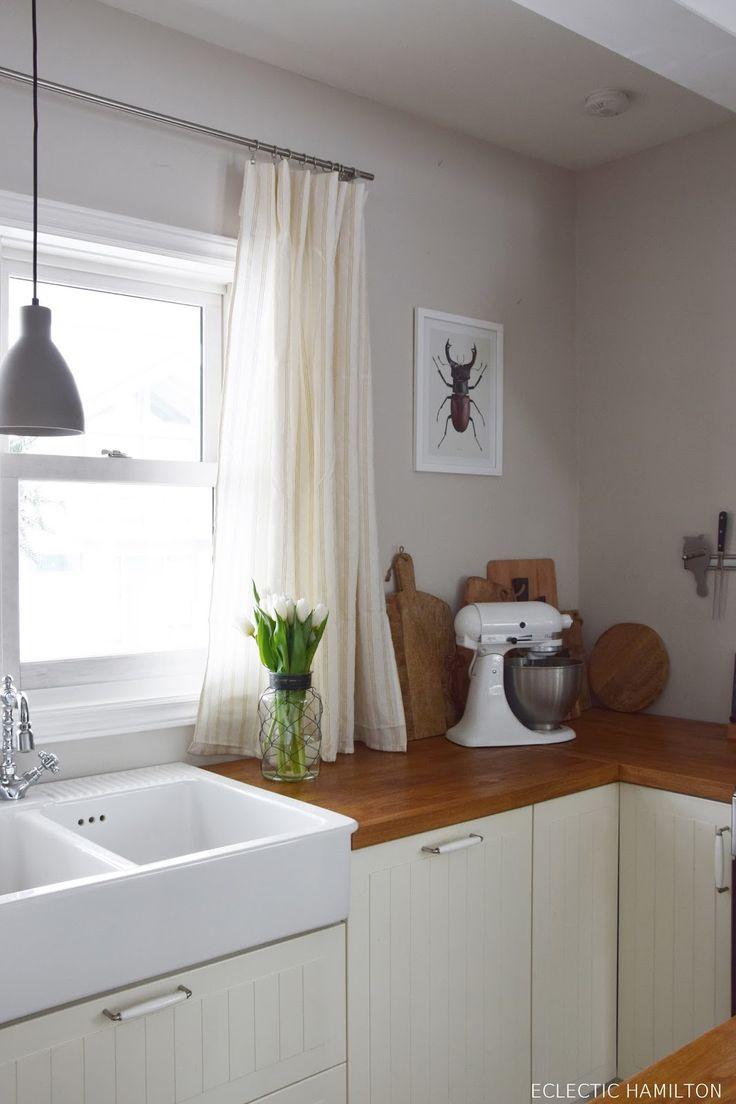 1000+ ideas about vorhänge küche on pinterest   gardinen
