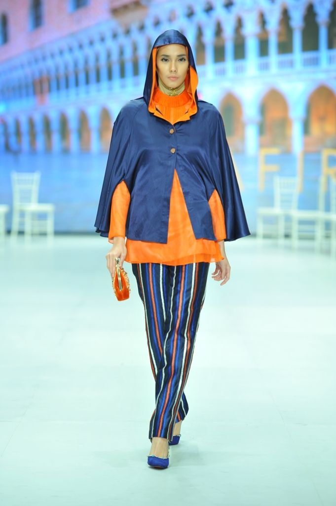 Shafira 'La Dolce Vita' Fashion Show, IFW 2014.