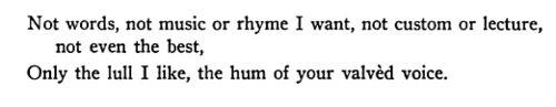 """Walt Whitman, """"Song of Myself"""""""