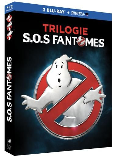 SOS Fantômes SOS fantômes La trilogie Coffret Blu-ray - Coffret DVD - Blu Ray - Paul Feig - Ivan Reitman - Leslie Jones - Kate Mckinnon - Achat & prix   fnac