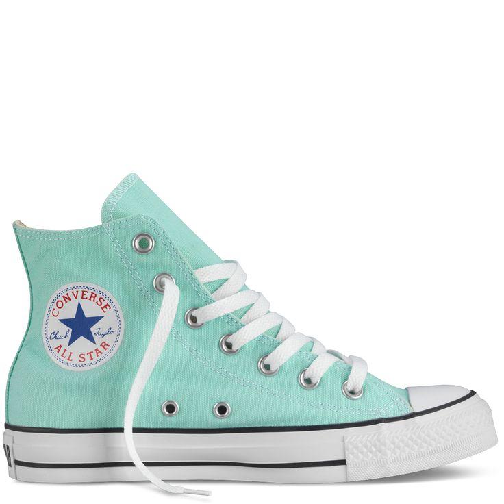 Chuck Taylor Fresh Colors - Beach Glass - All Star - Converse.com