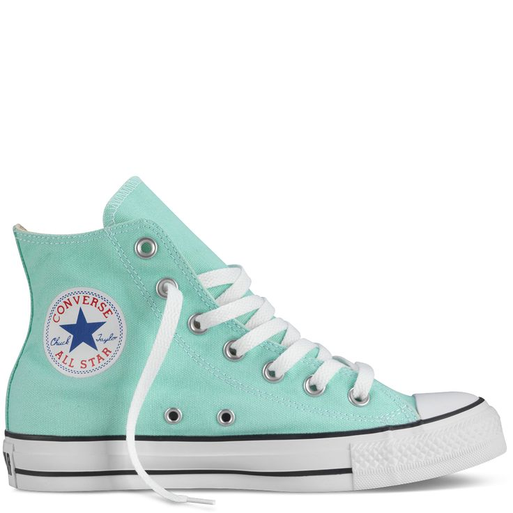 Chuck Taylor All Star Fresh Colors beach glass