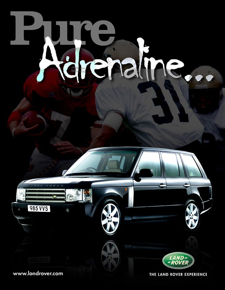 Range Rover Poster - Google Search