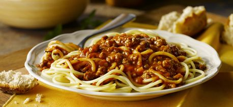Slow Cooker Spaghetti Sauce using campbell's tomato soup
