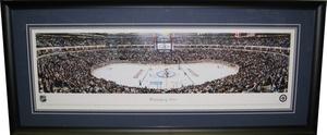 Winnipeg Jets Opening Night Panoramic Photo