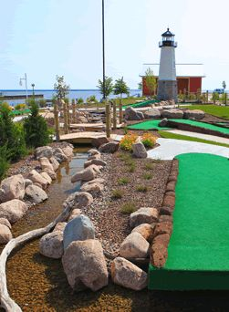 Harbor Pointe Mini-Golf $6.50  322 S Pier Dr Sheboygan, WI 10:00 AM – 10:00 PM