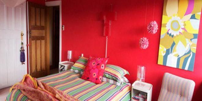 Schlafzimmer Wandfarbe U2013 Ideen Für Grelle Schlafzimmer Farbgestaltung
