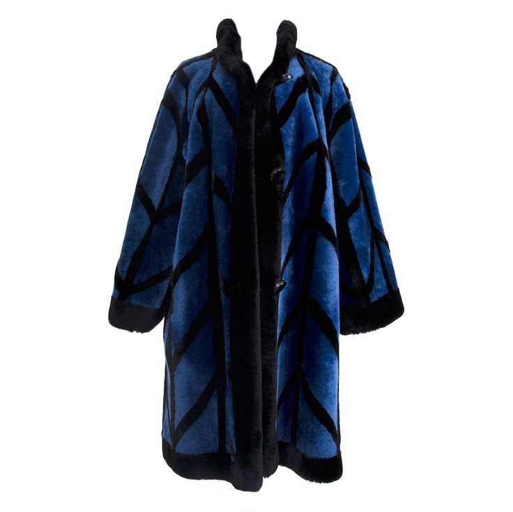 Christian Dior Sheared Beaver Fur Coat
