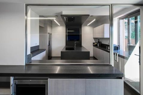 Kitchen: Photo by Luigi Filetici