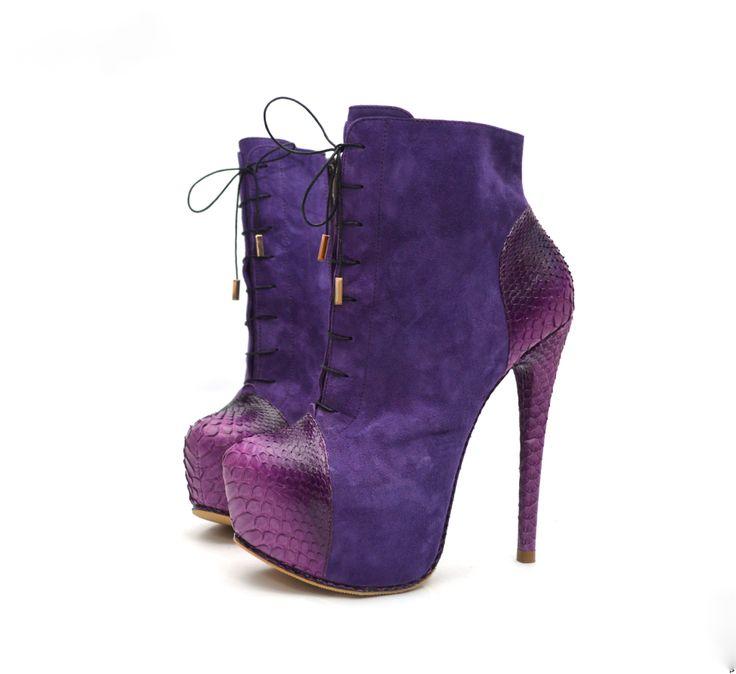 YAROSÉ SHULZHENKO HEEL BOOTIES www.charlotte-luxury.com
